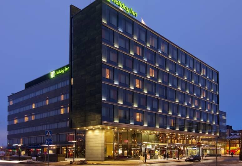 Holiday Inn Helsinki City Centre, Helsinki, Hotel Front – Evening/Night