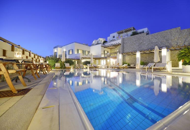 Pelican Bay Art Hotel, Mykonos