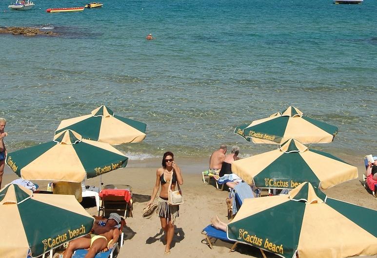 Cactus Beach Hotel - All Inclusive, Hersonissos, Strand