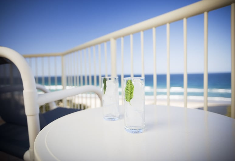 BreakFree Beachpoint, Surfers Paradise, 2 Bedroom Ocean, View from room