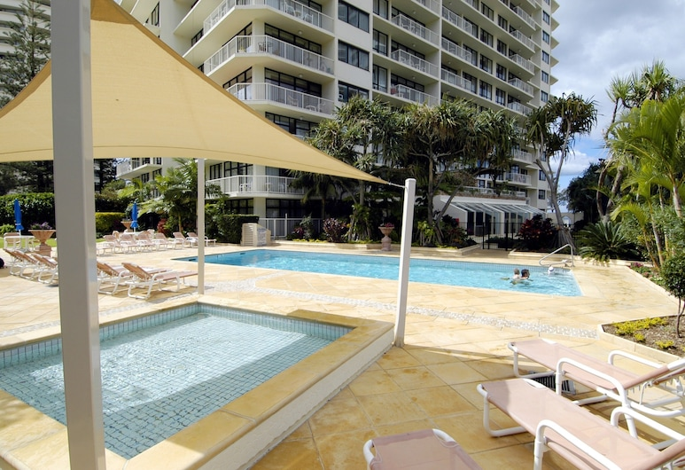 BreakFree Beachpoint, Surfers Paradise, Piscina infantil