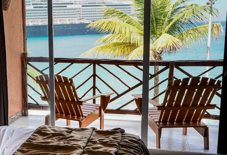 Hotel Vista del Mar, Cozumel, Standard Room, 1 King Bed, Ocean View, Guest Room