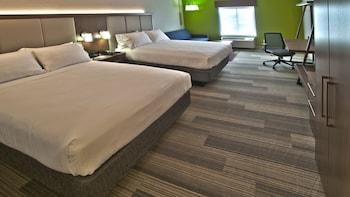 תמונה של Holiday Inn Express & Suites Evansville North באוונסוויל