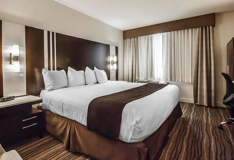 Quality Hotel Airport South, Richmond, Habitación estándar, 1 cama de matrimonio grande, no fumadores, Habitación