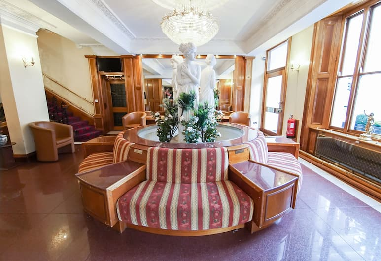 Abbey Court, Hyde Park Hotels, Londen, Zitruimte lobby