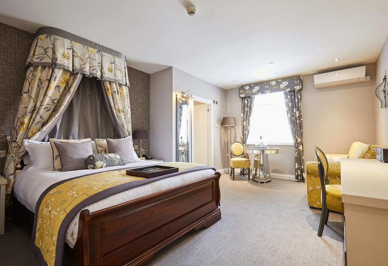 Woughton House - MGallery, Milton Keynes, Juniorsvit - 1 kingsize-säng (Bespoke Design), Gästrum