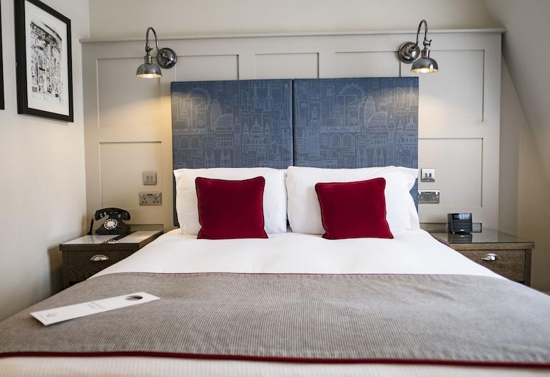 The Chamberlain Hotel, London, Deluxe-Zimmer, Zimmer