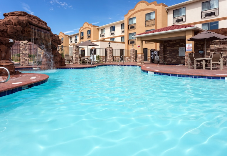 Holiday Inn Express & Suites Moab, Moab, Piscina