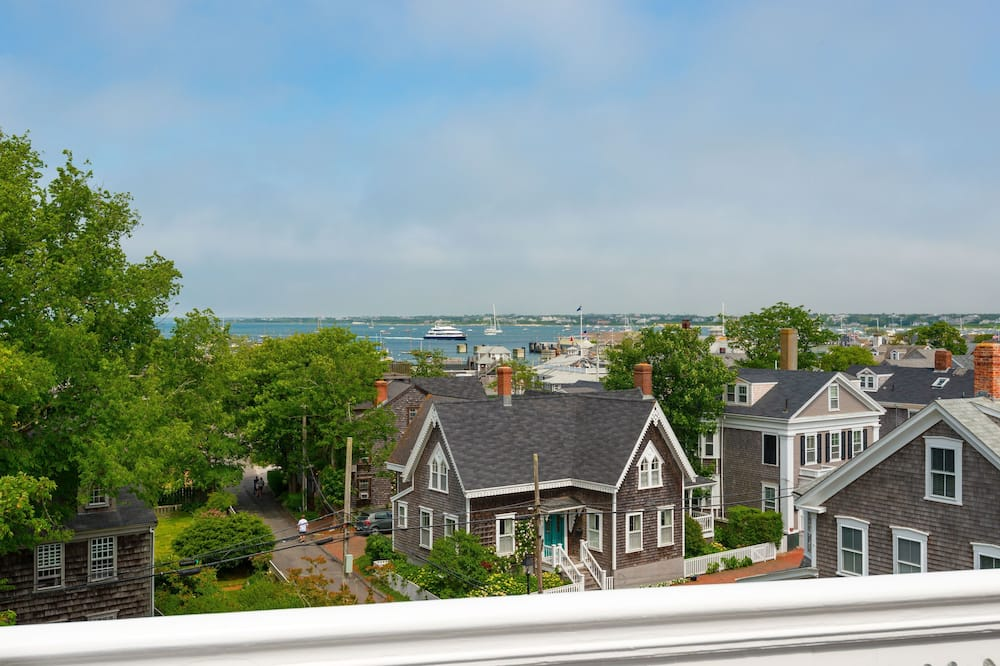Pokoj, dvojlůžko (200 cm), balkon (Veranda House) - Výhled z balkonu