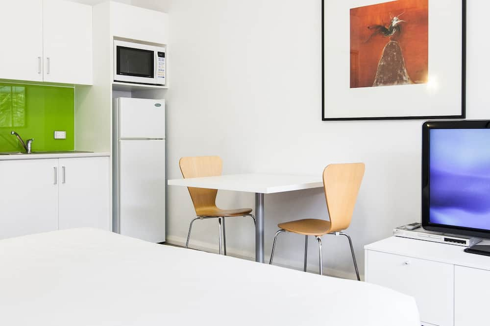 Executive Studio Apartment - Living Area