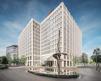 Gambar Berlin Marriott Hotel di Berlin