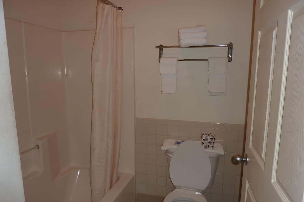 Kamar Standar, 2 Tempat Tidur Queen, smoking - Kamar mandi