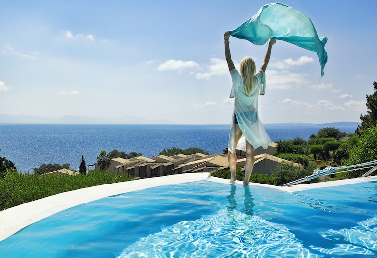 Aeolos Beach Resort All Inclusive, Корфу