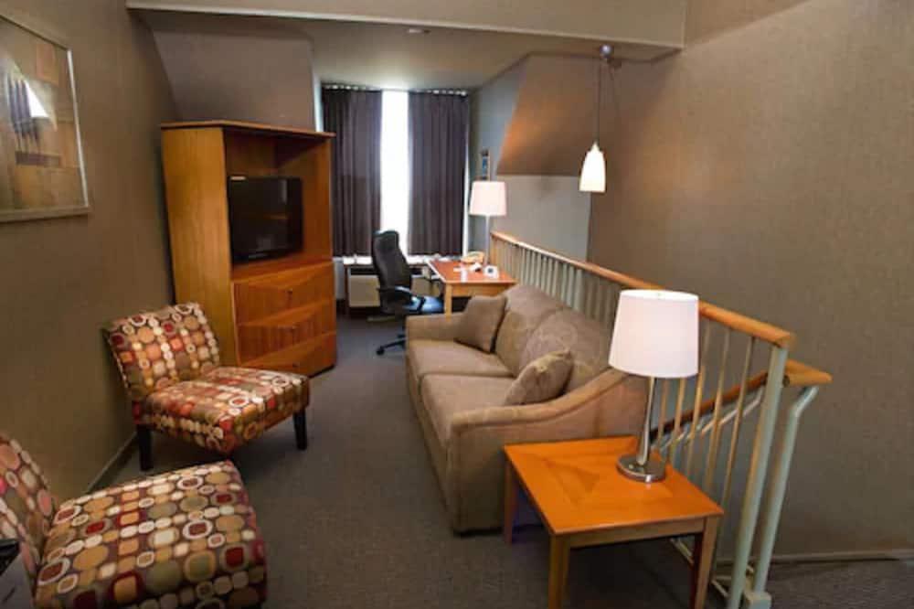 Suite « Premier », plusieurs lits (Fallsview Sky Suite ) - Coin séjour