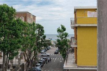 Selline näeb välja Hotel Marittima, Rimini