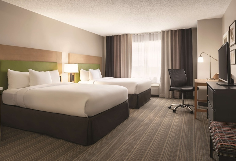 Country Inn & Suites by Radisson, Dayton South, OH, Dayton, Guest Room