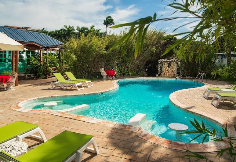 Toby's Resort, Montego Bay, Piscine en plein air