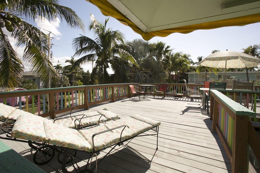 Apartament prezydencki typu  Penthouse - Taras/patio