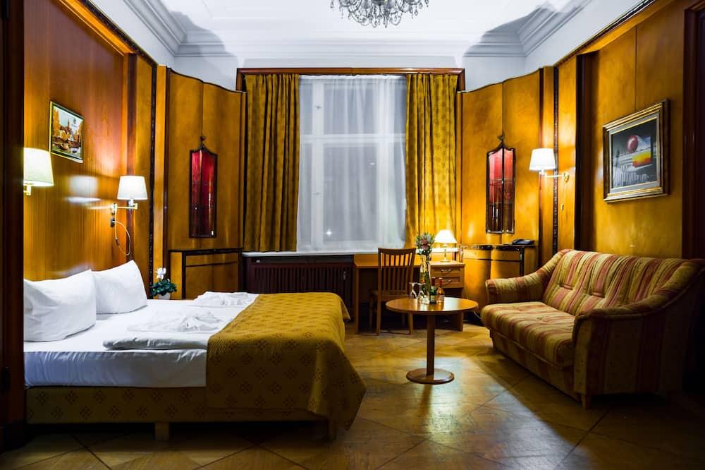 Pokój dwuosobowy z 1 lub 2 łóżkami - Zdjęcie opisywane