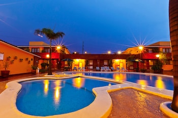 Nuotrauka: Hotel Hacienda, Oašaka