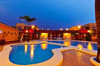 Oaxaca bölgesindeki Hotel Hacienda resmi