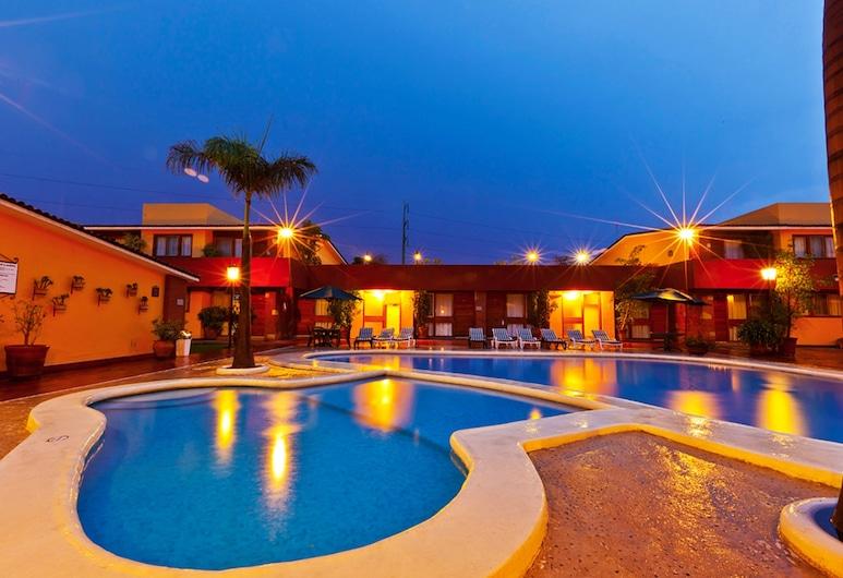 Hotel Hacienda, Oaxaca, Kültéri medence