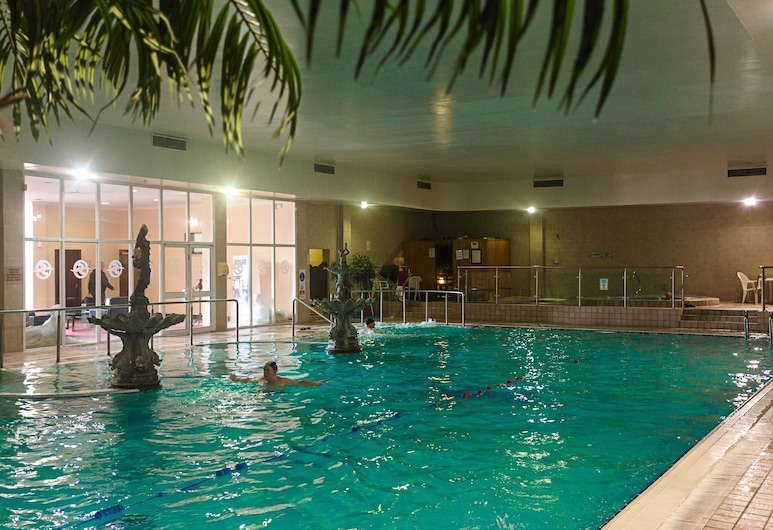Sheldon Park Hotel and Leisure Club, Dublin, Sisebassein