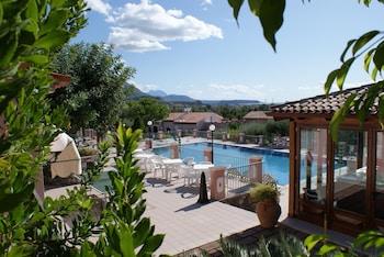 Maratea — zdjęcie hotelu Hotel Ristorante Borgo La Tana