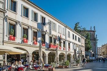Selline näeb välja Hotel Al Vivit, Mestre