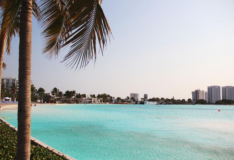 Playa Blanca Beach Resort - All Inclusive, Río Hato, Basen naturalny