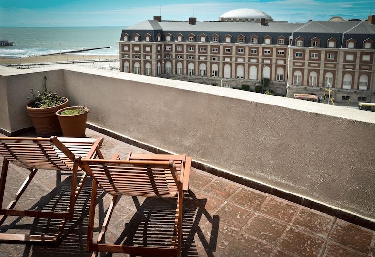 Hotel Riviera, Mar del Plata, Pokój dwuosobowy typu Superior, Z widokiem na plażę/ocean