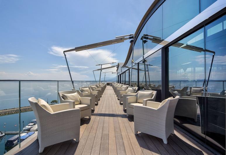 Best Western Premier Hotel Beaulac, Neuchâtel, Terraza o patio