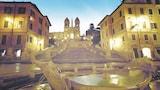 Hotell i Rom
