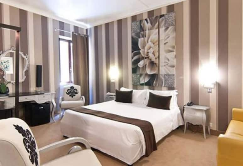 Royal Palace Luxury Hotel-Piazza Di Spagna, Rome, Executive Double Room, 1 Double or 2 Single Beds, Guest Room