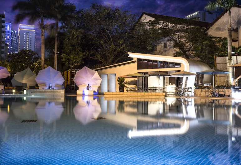 Lotte Legend Hotel Saigon, Ho Chi Minh City, Pool