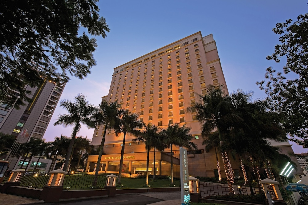 Lotte Legend Hotel Saigon, Ho Chi Minh City