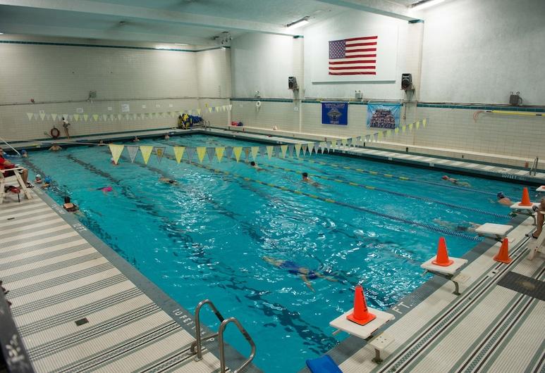 Flushing Ymca, Flushing, Indoor Pool