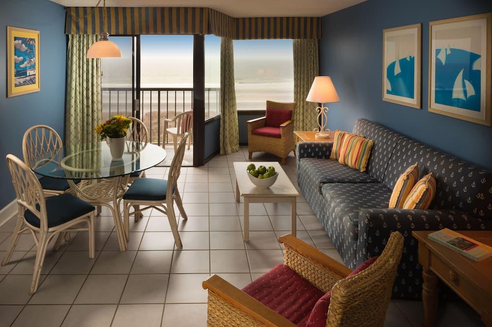 One Bedroom Condo - Dzīvojamā zona