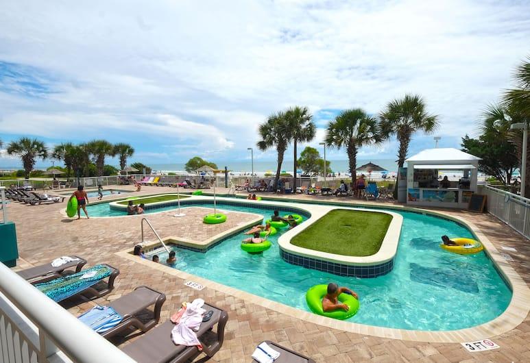Atlantica Resort, Myrtle Beach, Venkovní bazén