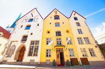 Selline näeb välja The Three Sisters Hotel, Tallinn