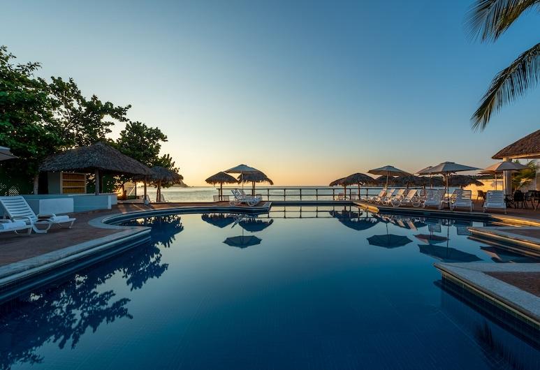 瓦圖可海灘賓樂雅度假村 - 全包式, 聖瑪麗亞瓦圖爾科, 海灘酒吧