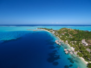 Foto van Hotel Maitai Polynesia in Bora Bora