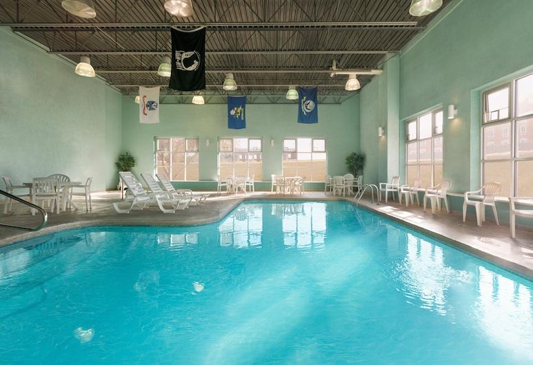 倫納德伍德堡聖羅伯特溫德姆貝蒙特酒店, 聖羅伯特, 室內泳池