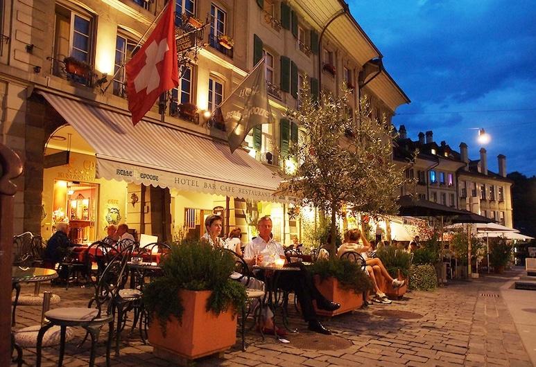 Boutique Hotel Belle Epoque, Berna, Terraza o patio