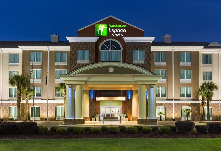Holiday Inn Express Hotel & Suites Florence I-95 at Hwy 327, Florencie