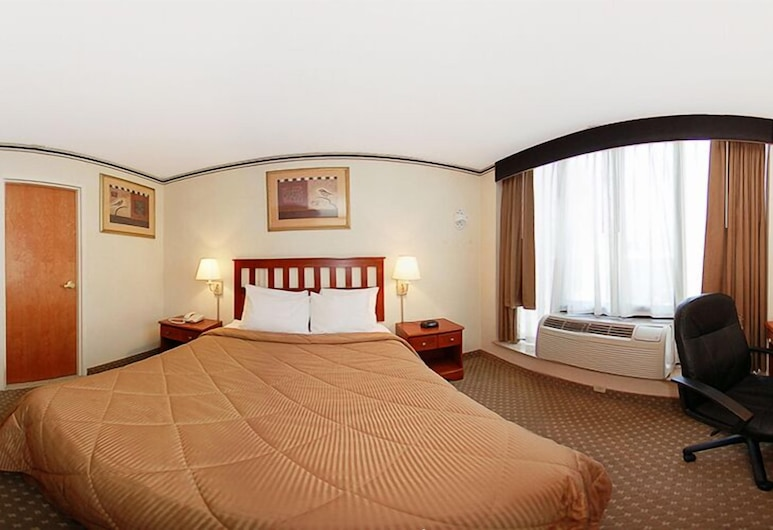 Red Lion Inn & Suites Long Island City, Long Island City, Guest Room
