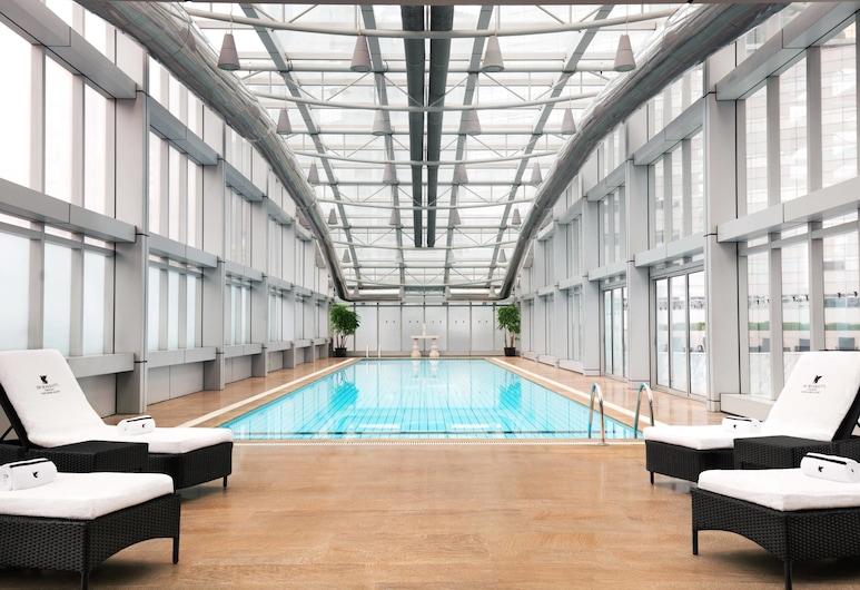 JW Marriott Hotel Shanghai Tomorrow Square, Shanghai, Indoor Pool