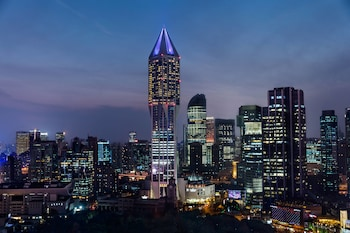 上海、JW マリオット ホテル 上海 トゥモロー スクエア (上海明天广场 JW 万豪酒店)の写真