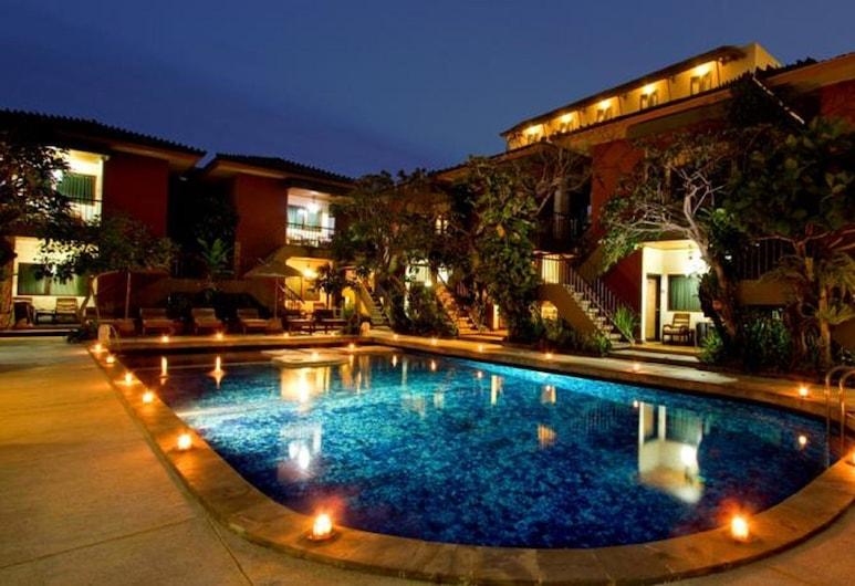 Rama Garden Hotel, Legian, Pool