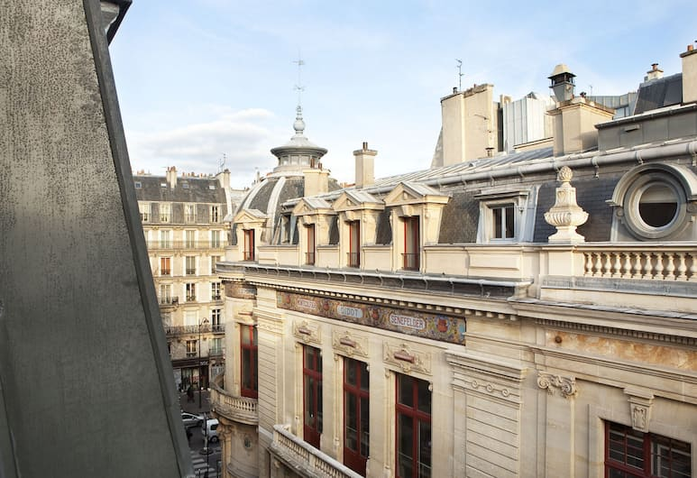 Hotel De Fleurie, Paris, Classic Double Room, Guest Room View